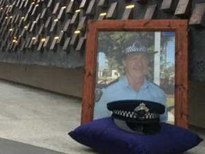 Missing cop's son launches petition to honour father