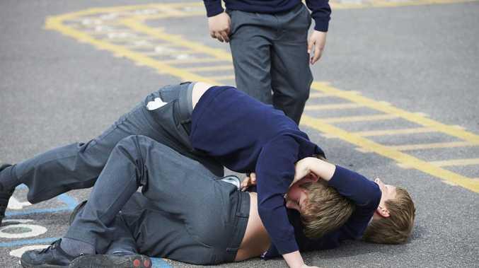 Frustrated Warwick mum assaults child's 'bully'