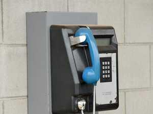 Prisoner's sneaky tactic using jail phone line