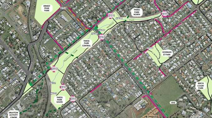 Council endorses $2.1m upgrade of major Toowoomba park