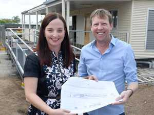 CASH SPLASH: $11m dedicated to CQ school upgrade projects