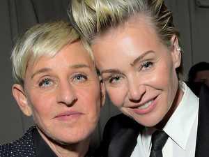 Portia addresses claims Ellen's 'quitting'