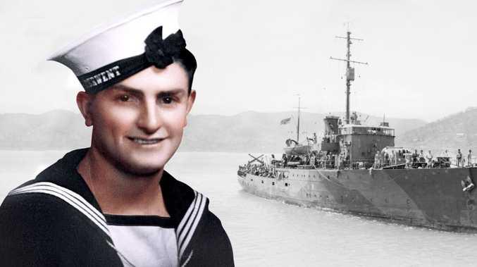 Queen approves Aussie seaman's posthumous medal