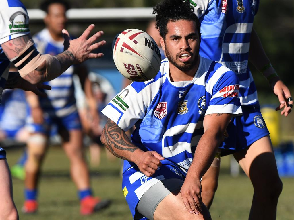 Beerwah's Taoho Kake said he turned down interest from Brisbane clubs to remain with the Bulldogs and fight for a premiership.