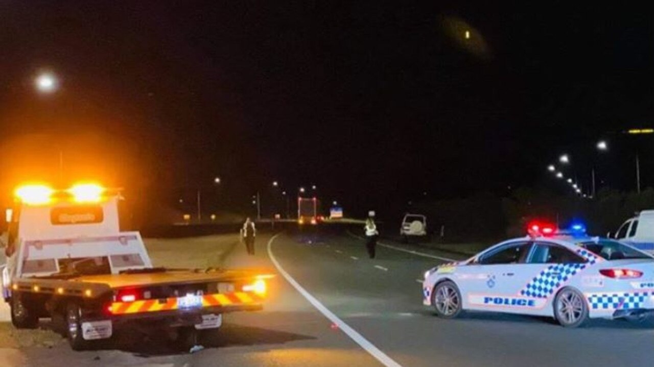 A rider was killed in a serious motorbike crash at Coles Creek on Monday night.