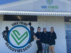 REBRAND: Fitness studio promising good vibes