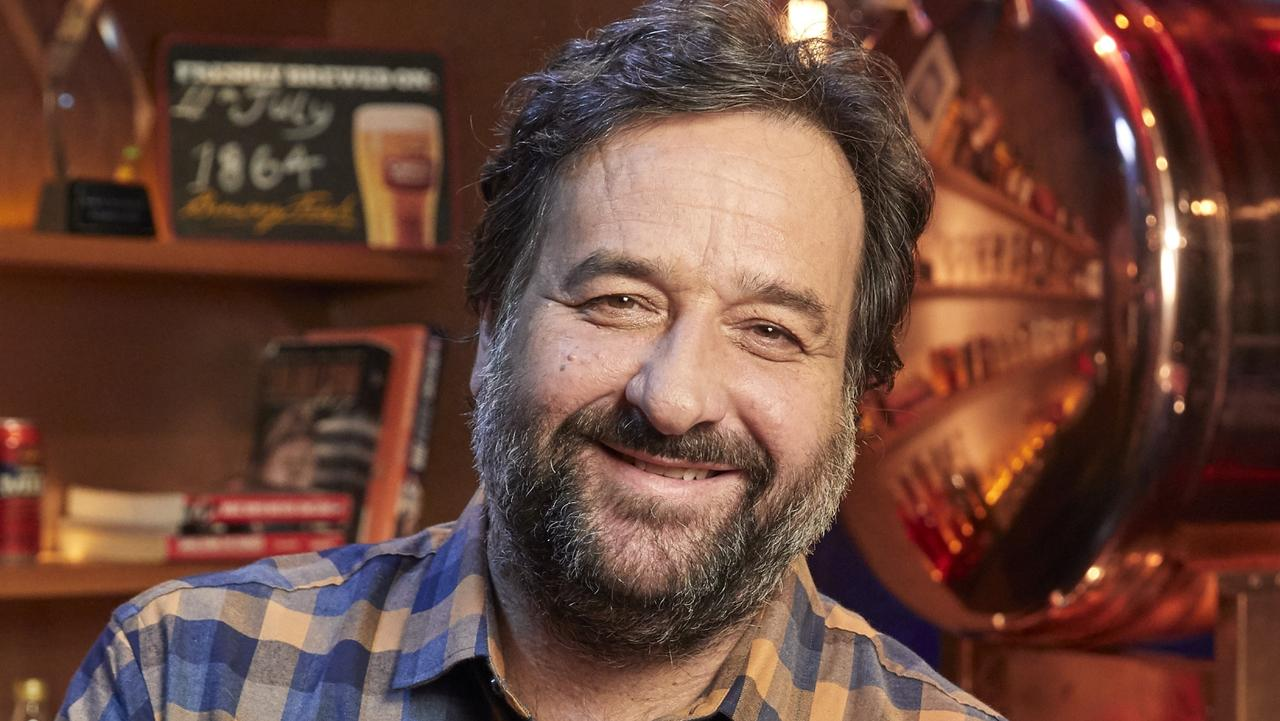 Comedian Mick Molloy has some tips for surviving the remainder of lockdown, saying we should all be thankful that includes footy. Here's his take.