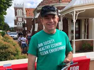 New state candidate for Maryborough confirmed