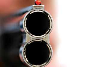 Ice-fuelled man shoots stranger with salt-loaded shotgun