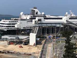 Future of Gladstone's cruise ship tourism market revealed