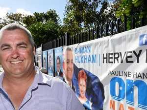Familiar face enters election race for Hervey Bay