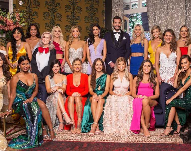 Bachelor 2020 contestants, full cast. Supplied