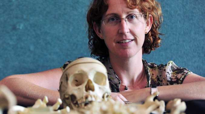 Professor reveals key to identifying mysterious bones