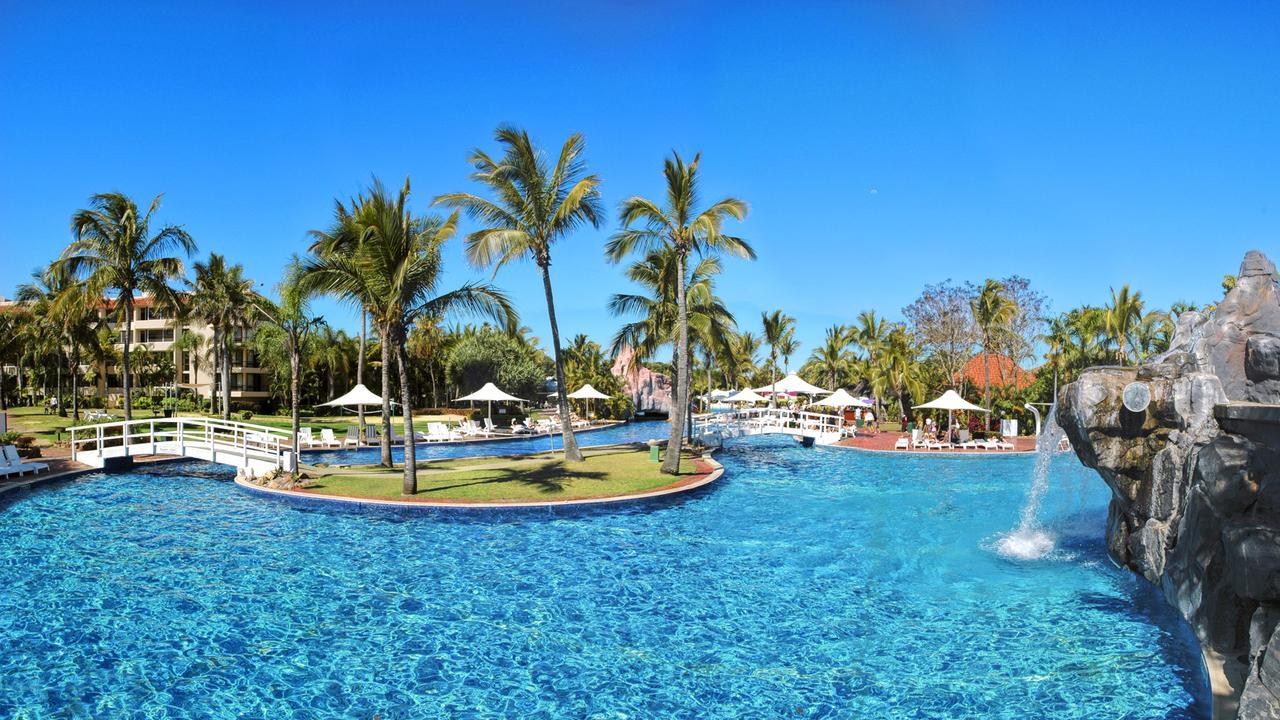 Main pool at Capricorn Resort.