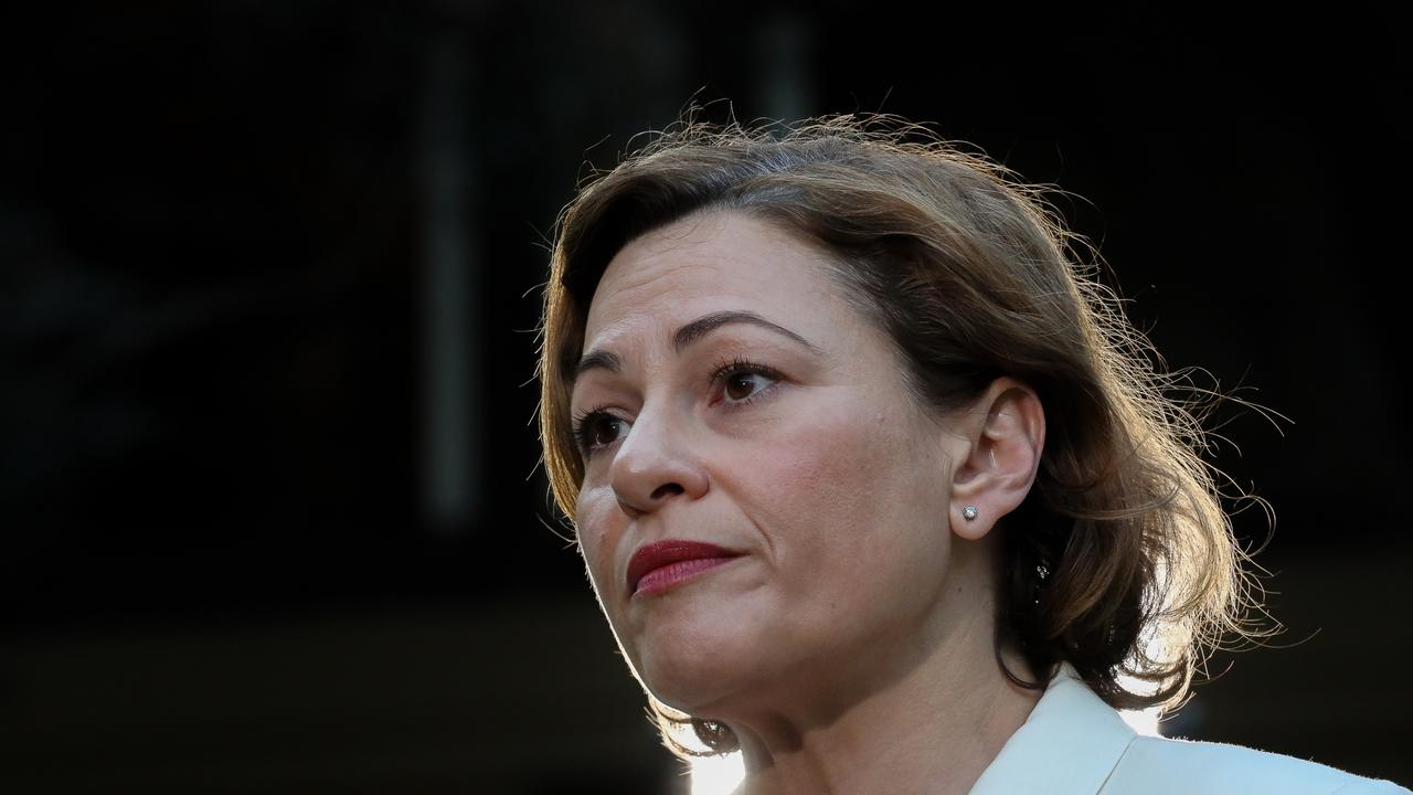 QLD State Labor MP Jackie Trad. Picture: Newswire/David Kapernick