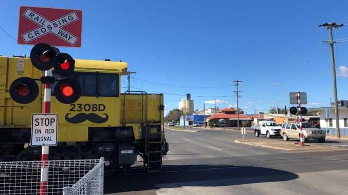 Dalby houses most dangerous rail crossings in Darling Downs