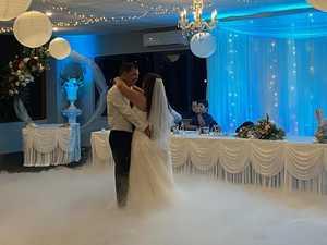 Why weddings can still be magical despite weird rules