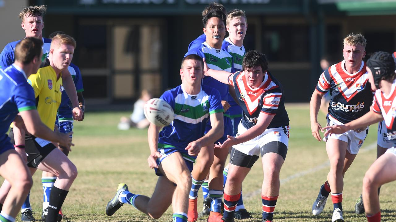 The Cathedral College's hooker Jai Hansen will have a big influence in today's clash with Kirwan State High. Picture: Callum Dick