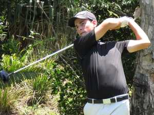 Young bucks take down old heads in foursomes title