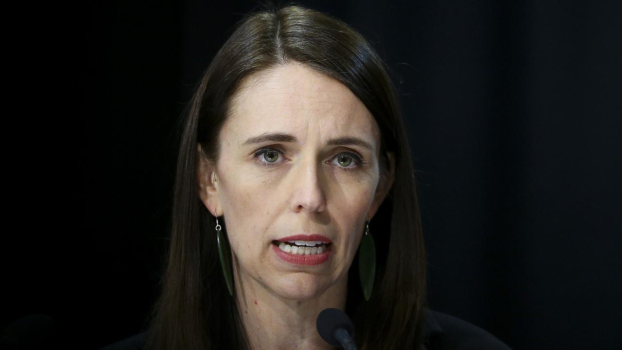 Jacinda Ardern has taken aim at the New Zealand opposition for fuelling rumours she kept her country's latest outbreak a secret.