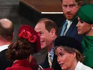 Harry and Meghan's brutal royal goodbye
