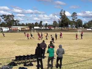 Stanthorpe United's thrillling win