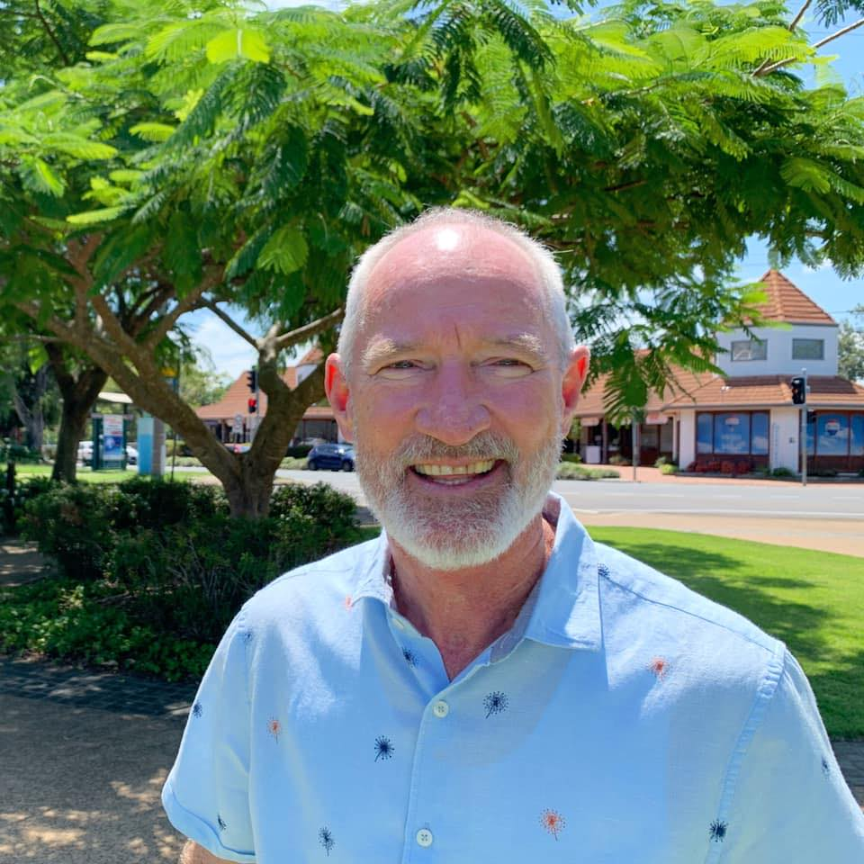 Steve Dickson is running as an Independent for the seat of Buderim in the upcoming state election.