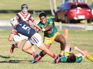 RUGBY LEAGUE AARON PAYNE CUP OPENS: Mackay's Kalani