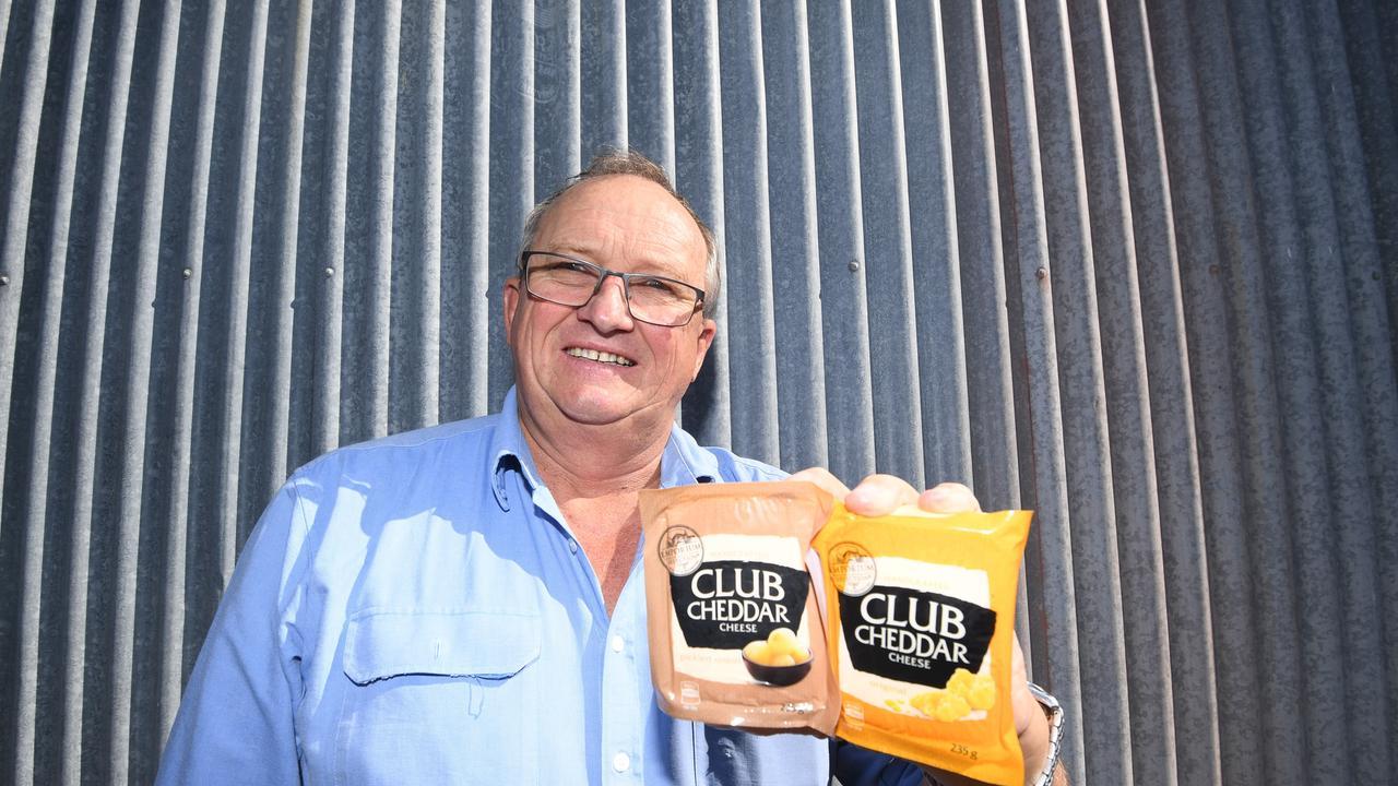 Mr Cochrane took over Kenilworth Dairies in 2017.