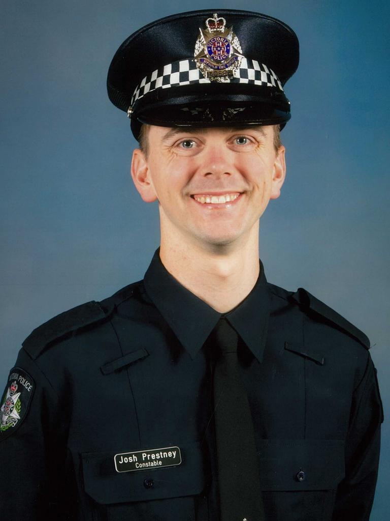 Constable Joshua Prestney.