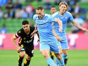 City star's grim A-League hub reality