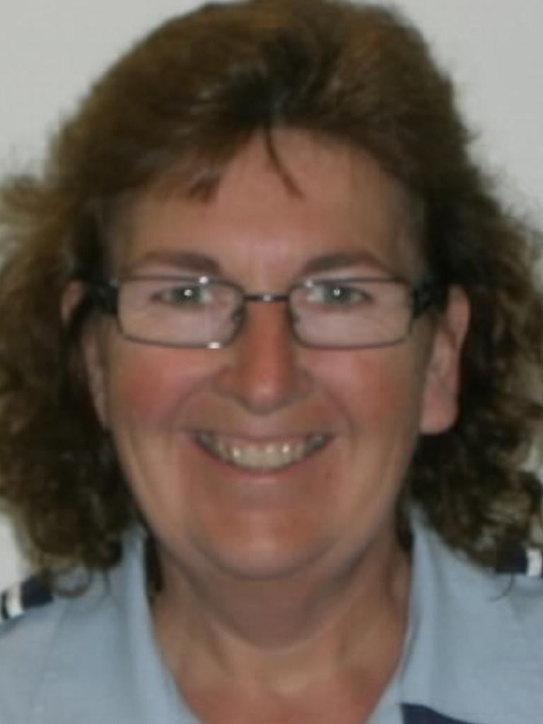 Leading Senior Constable Lynette Taylor.