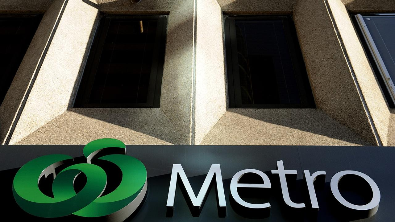 "Woolworths is rebranding a number of existing stores to the ""Metro"" name, and taking out the delis in the process. Picture: AAP Image/Joel Carrett."