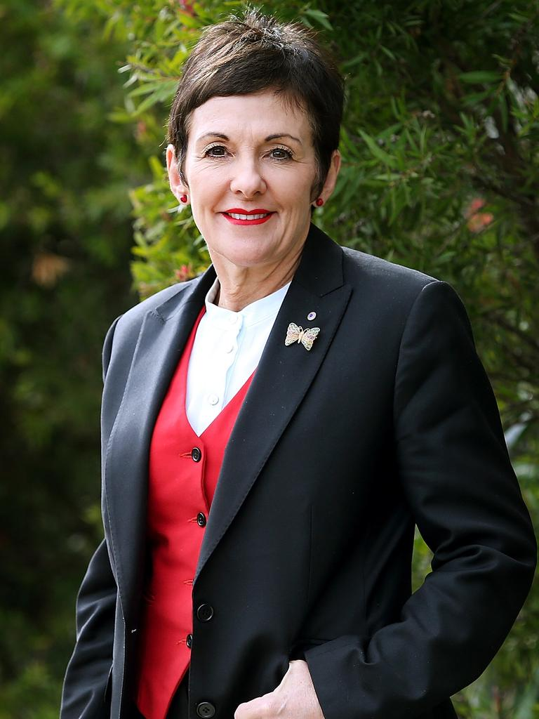 Kate Carnell, Australian Small Business and Family Enterprise Ombudsman. Picture Kym Smith