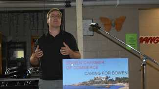 'Vision and initiative': Two projects backing Bowen's future