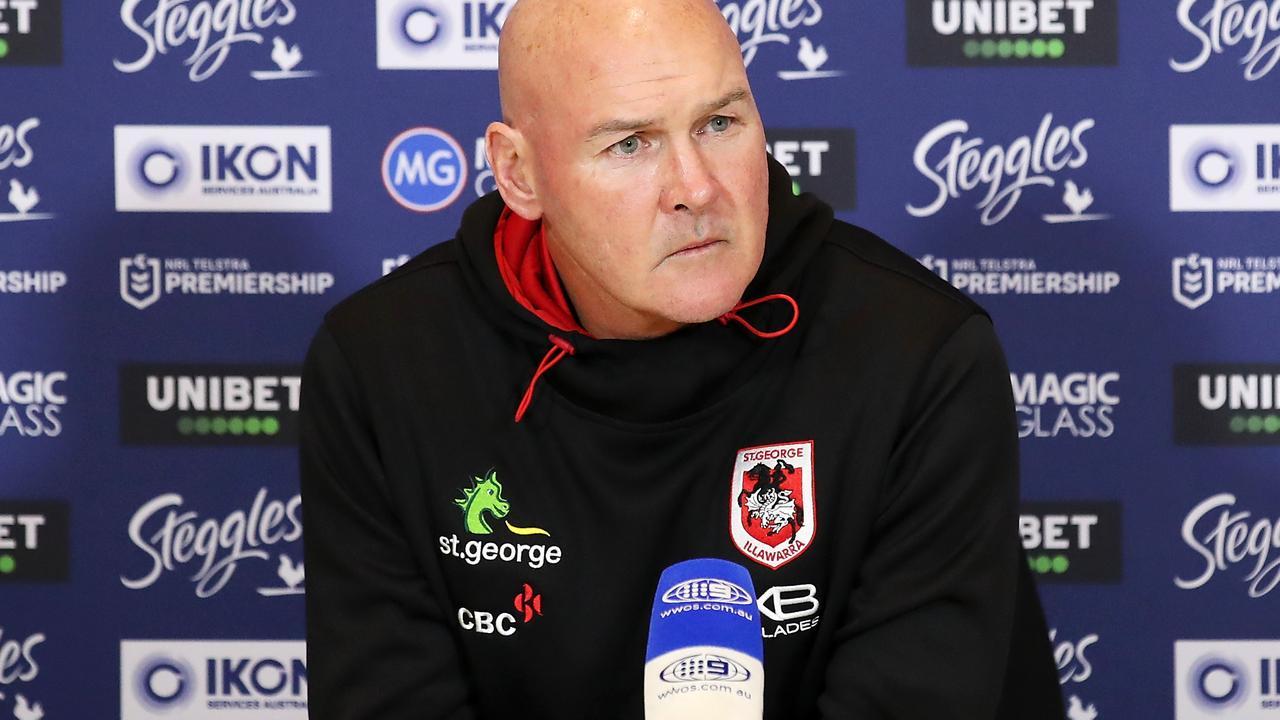 Paul McGregor has been sacked.