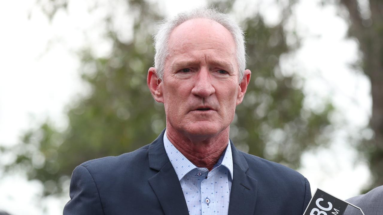 Former LNP MP and One Nation Queensland leader Steve Dickson announced he will run as an independent for Buderim in the upcoming State election. Pic Annette Dew