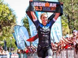 Dates locked in for IRONMAN 70.3 Sunshine Coast