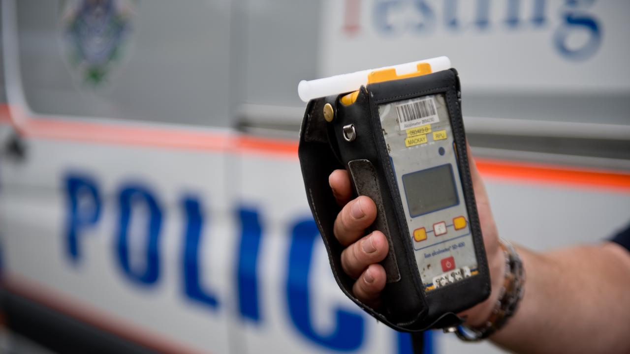 A woman refused to do a breath test due to a medical episode.