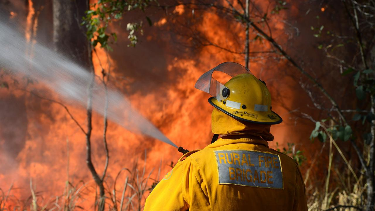 FRESH START: A new rural fire brigade will be established this month to replace the Captain Creek Rural Fire Brigade. Photo Craig Warhurst / The Gympie Times