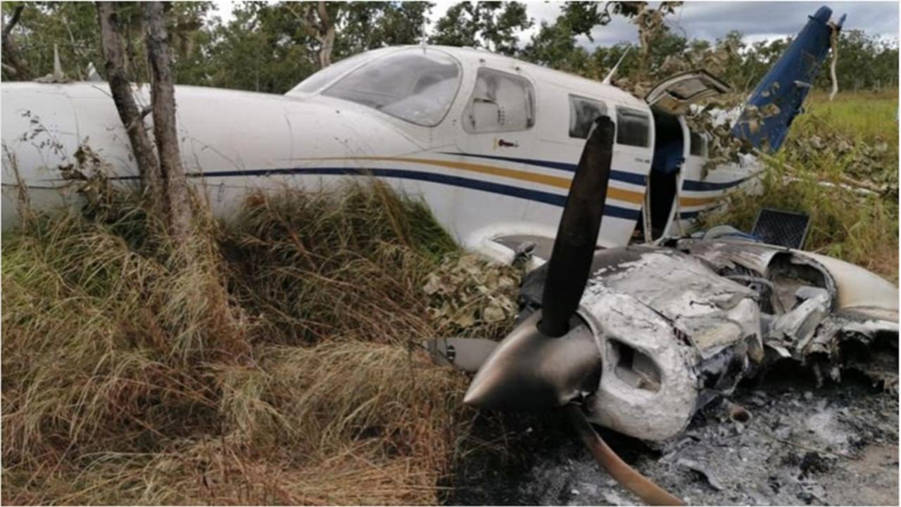 An Australian man has been detained in Papua New Guinea amid an ongoing investigation into a plane crash believed to be linked to a major cocaine importation ring. PICTURE: SUPPLIED