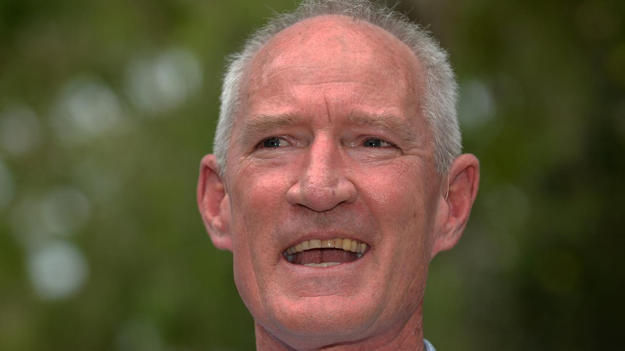 Former One Nation Queensland leader and Sunshine Coast MP Steve Dickson.