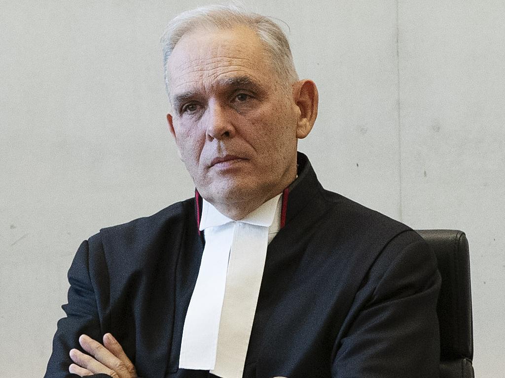Justice David Jackson