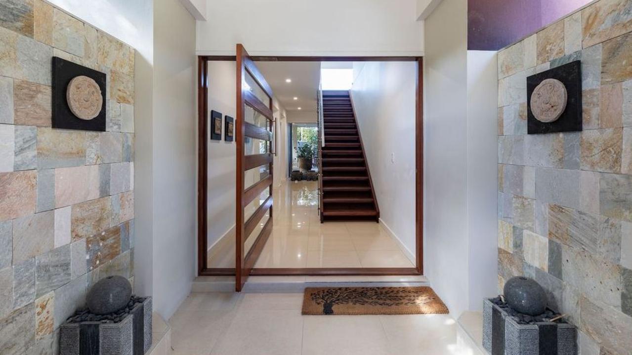 The luxurious Villa Kopai at 14 Beachfront Close, Sapphire Beach has been listed for a cool $4,499,000.