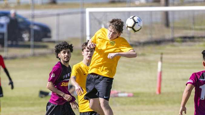 LIVE: Qld Schools Premier League Chancellor vs Kelvin Grove