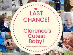 LAST CHANCE: Vote now to pick Clarence's cutest babies