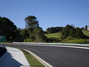 Problems, safety concerns on new road after just two months