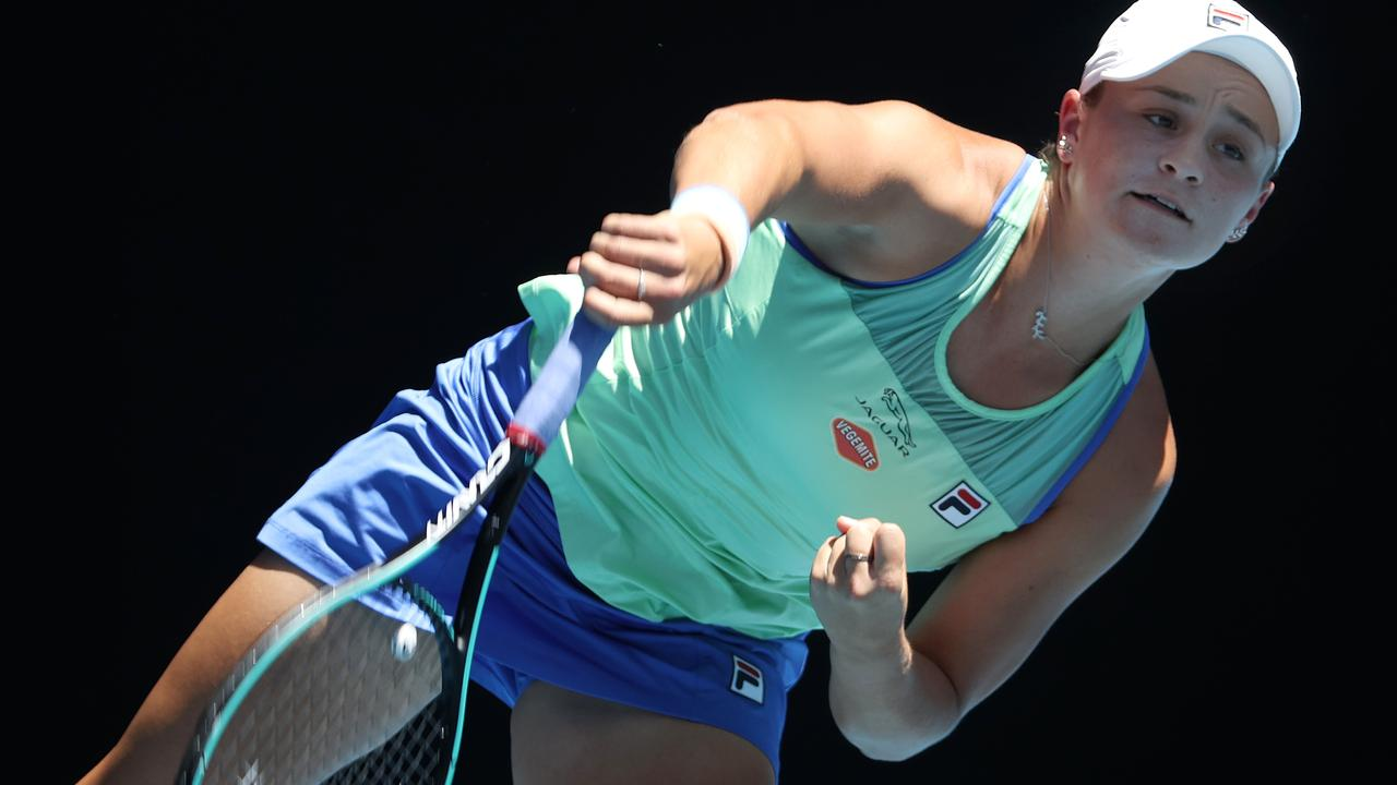 World number one Ash Barty lost connection with her family in the first part of her career and quit tennis to be with the people who loved her.