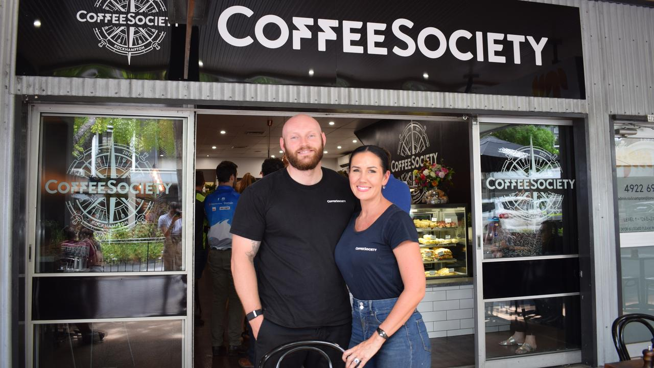 Coffee Society is treating its staff to a surprise getaway as a thank you for their hard work during the COVID-19 pandemic. Picture: Zara Gilbert