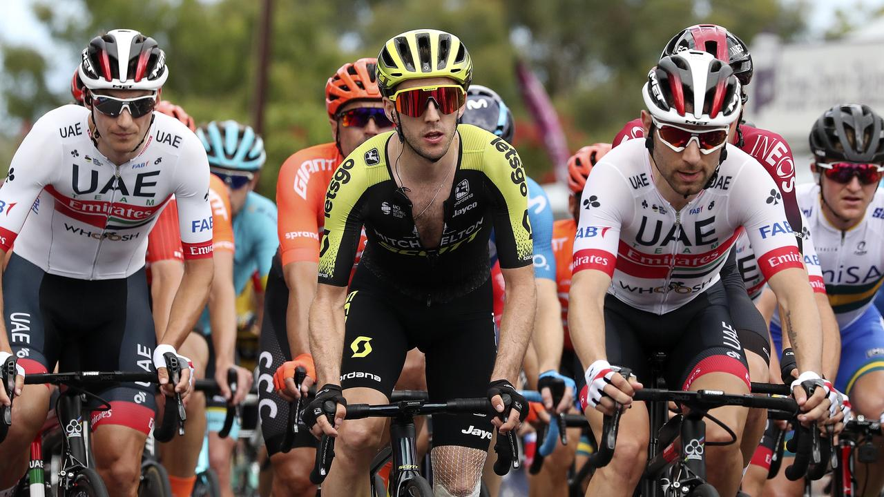 The Tour Down Under has been held every year since its inception in 1999. Picture: Sarah Reed.